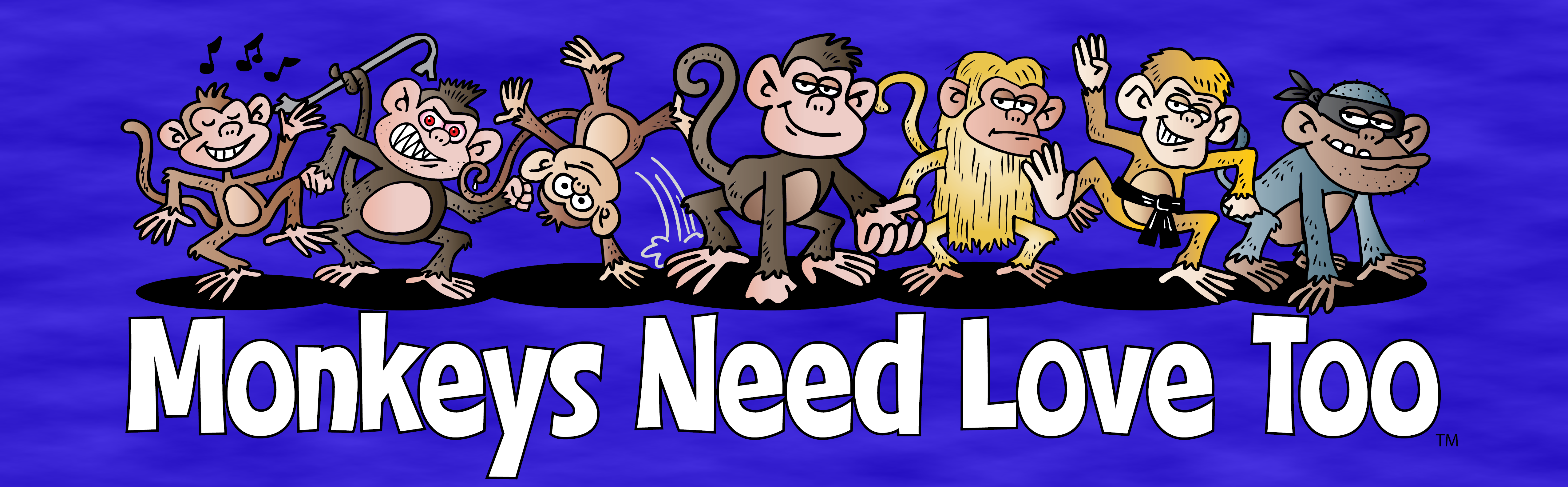 Monkeys Need Love Too homepage